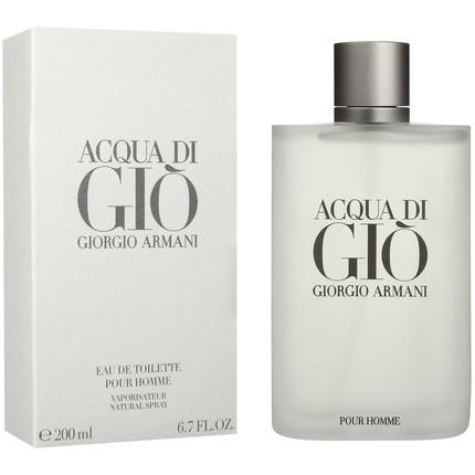Acqua Di Gio by Giorgio Armani 6.7 oz EDT for men