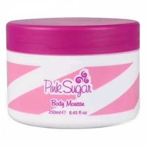 Pink Sugar by Aquolina 8.45 oz Body Mousse (Body Cream)