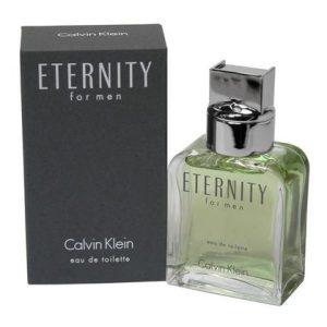 Eternity by Calvin Klein .33 oz EDT mini for men