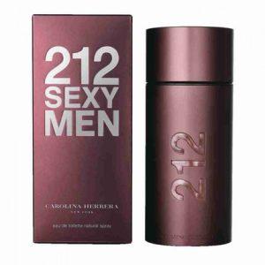 212 Sexy by Carolina Herrera 3.4 oz EDT for men
