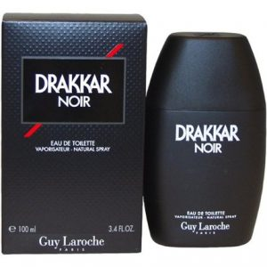 Drakkar Noir by Guy Laroche 3.4 oz EDT for men