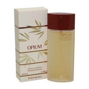 Opium by Yves Saint Laurent 3.4 oz Deodorant Spray for women