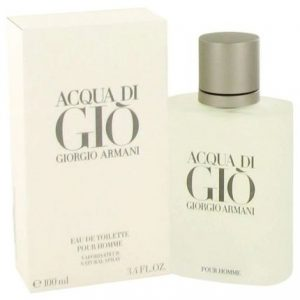 Acqua Di Gio by Giorgio Armani 3.4 oz EDT for men